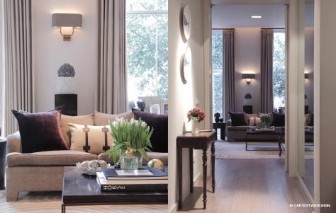 Kensington Apartment
