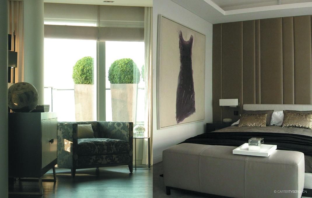 Penthouse Apartment London Residential Interior Design
