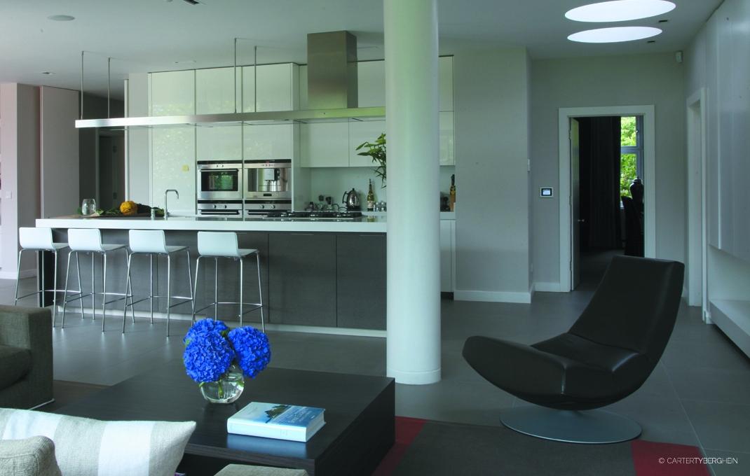Wimbledon Village Residence Residential Interior Design Portfolio Carter Tyberghein