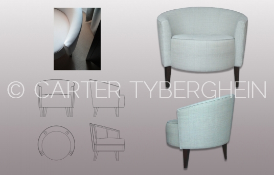 Tubby Chair
