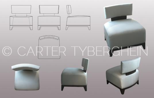 Pastille Chair