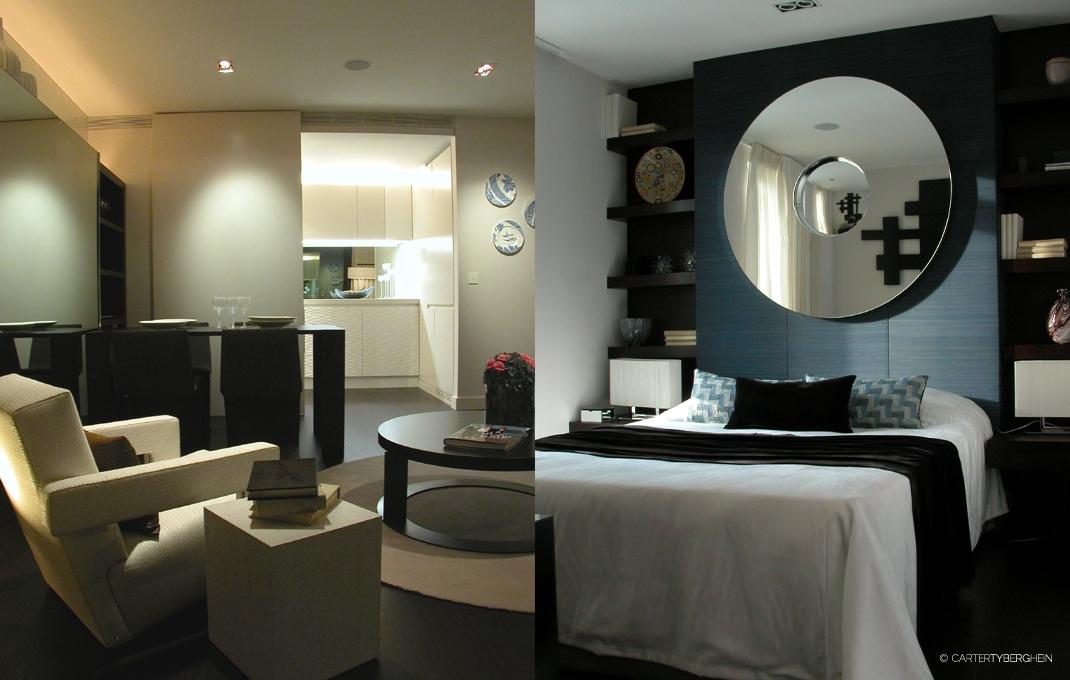 Marketing Suite, Pan Peninsula, Ballymore