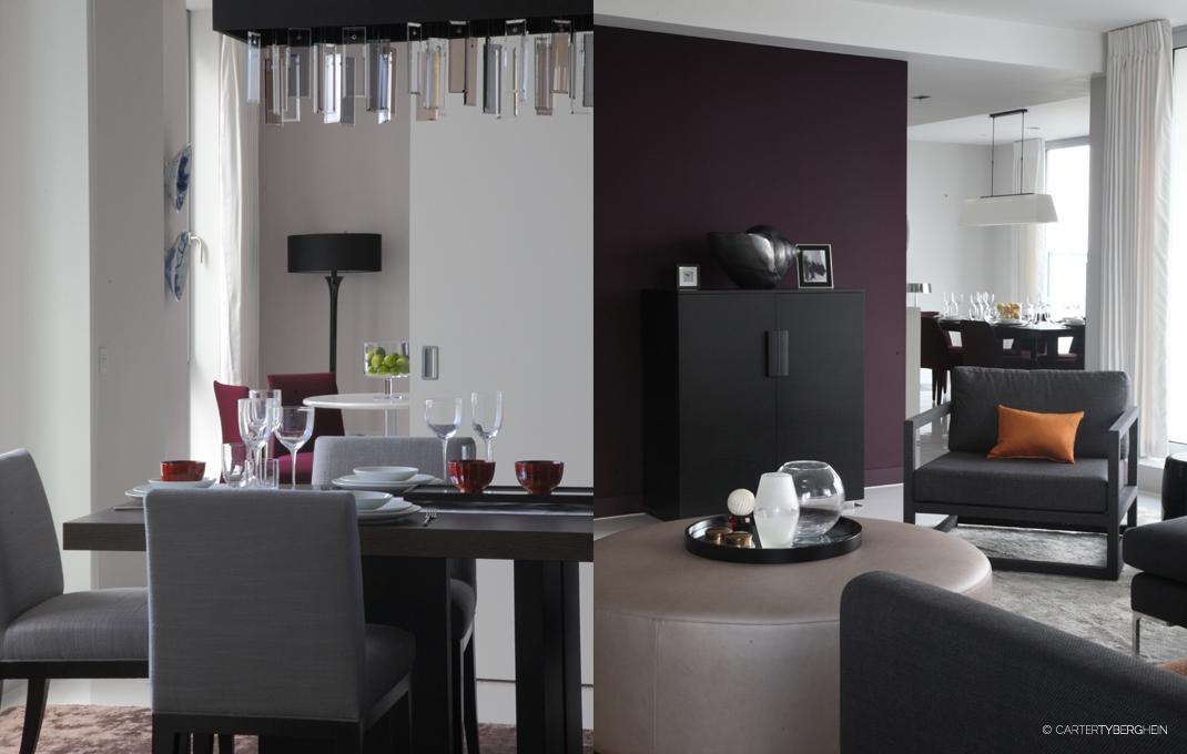 Show Apartments, Pan Peninsula, Ballymore