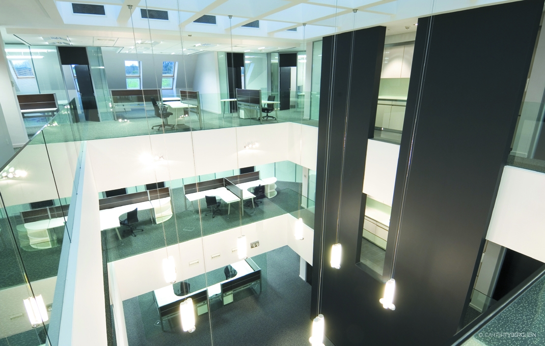 Dandara Head Office, Isle of Man