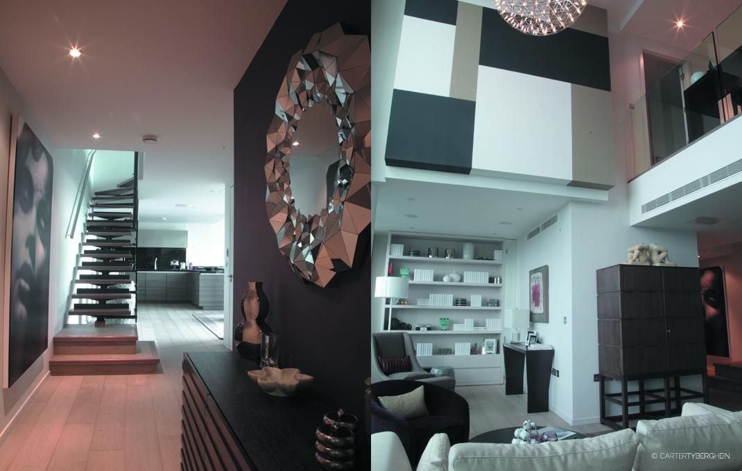 Duplex Apartment, Baltimore Wharf, Ballymore