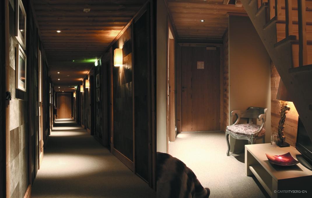Hotel le Chalet Blanc, Montgenevre, France